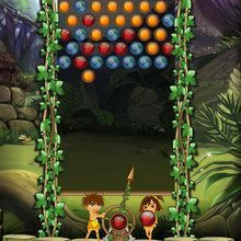 Jeu : Jungle Shooter