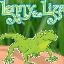 Lenny le lézard