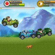 Monkey Kart (jeu de course)