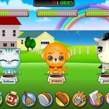 Jeu : My Cute Pets (occupe-toi de tes animaux)