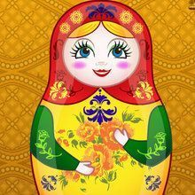 My Russian Doll