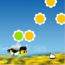 Jeu : Symphony in bee (récolte les fleurs musicales)