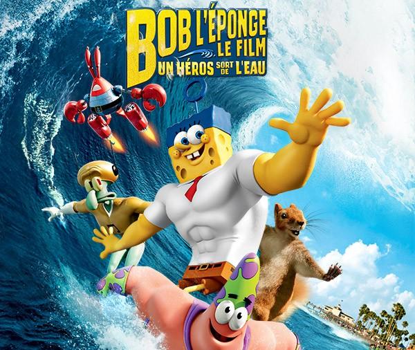 Memory Bob l'éponge