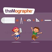Le ThaMographe : la géométrie autrement
