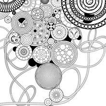 Mandala : Cercles et rosaces