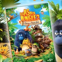Gagnants des DVD des As de la Jungle 2