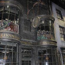 Visite des Studios du film Harry Potter !