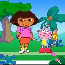 Dora L Exploratrice Jeux En Ligne
