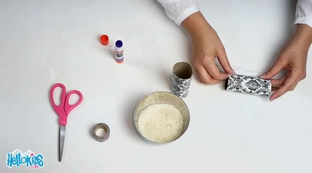 Activité : Fabriquer des Maracas