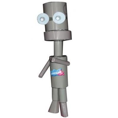 PaperToy du Robot (difficile)