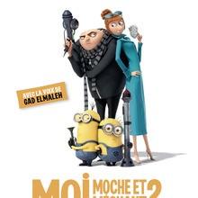 Bande-annonce : Moi Moche et Méchant 2