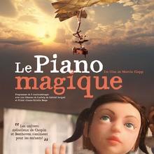 Bande-annonce : Le Piano Magique