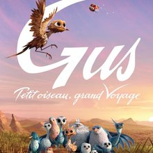 Bande-annonce : Gus petit oiseau, grand voyage