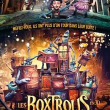 Bande-annonce : Les BoxTrolls