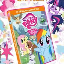 Des DVD My Little Pony à gagner