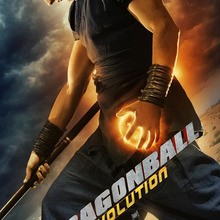 Film en DVD : DRAGONBALL EVOLUTION  (en DVD le 28/10/09)