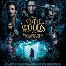 Bande-annonce : Into the woods, promenons-nous dans les bois
