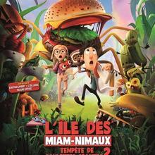 Bande-annonce : L'île des Miam-nimaux : Tempête de boulettes géantes 2