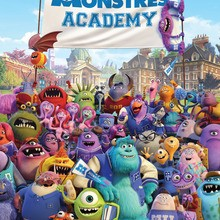 Bande-annonce : Monstres academy