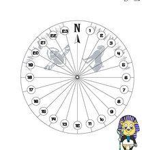 Cadran solaire de PANFU
