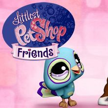 Joue aux Crazy Cones avec Littlest Pet Shop Friends !