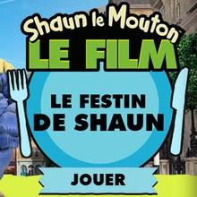 Shaun le mouton - Le festin de Shaun