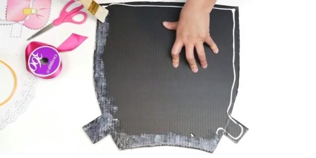 Déguisements Poupées de papier
