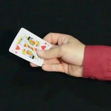 Tour de magie : Faire disparaître une carte