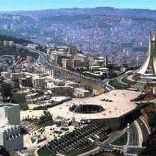 Mes vacances en Algérie