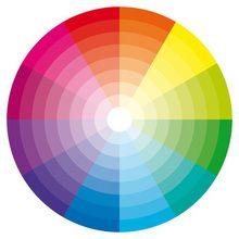 Des couleurs qui reflètent notre état d'esprit.
