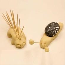 L'escargot en pâte à sel