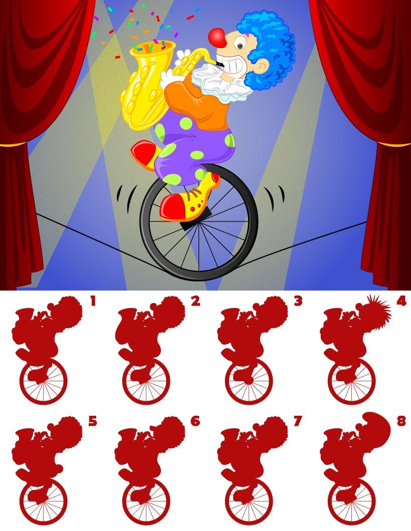 Jeux de le clown funanbule - Jeux de clown tueur gratuit ...