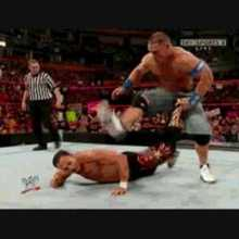 Vidéo : John Cena