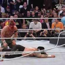 Vidéo : John Cena V.S Umaga