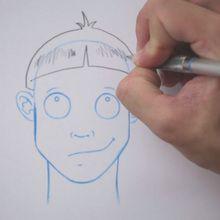 Dessiner une coiffure : La coupe au bol