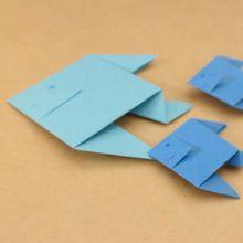 Le poisson origami