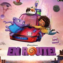 Actualité : Découvre un extrait exclusif du film En Route !