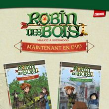 Gagnants des DVD de Robin des Bois