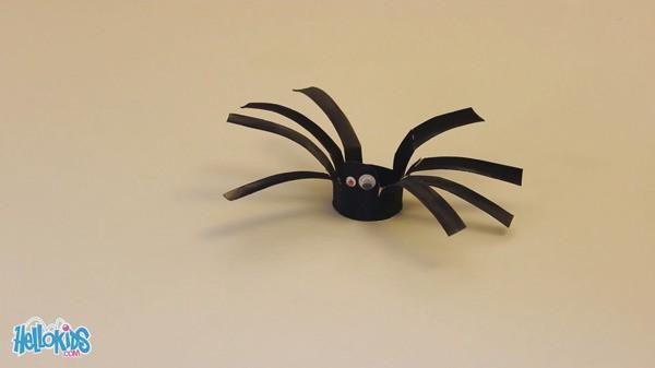 Célèbre Activités manuelles fabriquer une araignée - fr.hellokids.com GM12