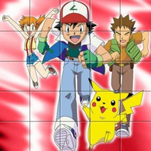 Puzzle Team Pokemon