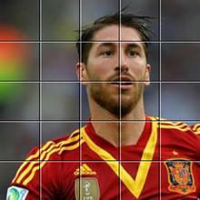 Puzzle : Sergio Ramos