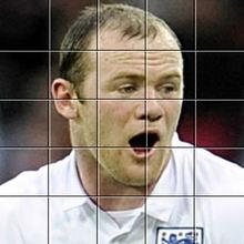 Puzzle : Wayne Rooney