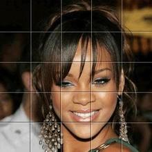 Puzzle Rihanna