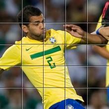 Puzzle : Dani Alves