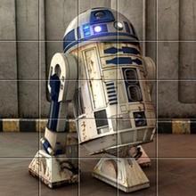 Puzzle : R2-D2
