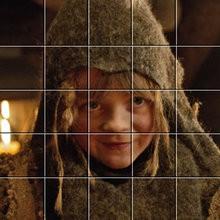 Puzzle : Le visage de l'enfant : Le secret de l'étoile du Nord