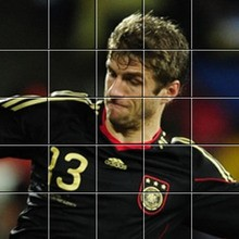 Puzzle : Thomas Müller