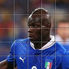 Puzzle : Mario Balotelli