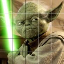 Puzzle : Maître Yoda