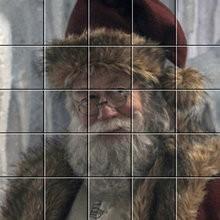 Puzzle : Le secret de l'étoile du Nord : Père Noël